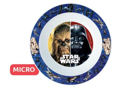 cuenco micro star wars
