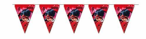 banderin fiesta ladybug