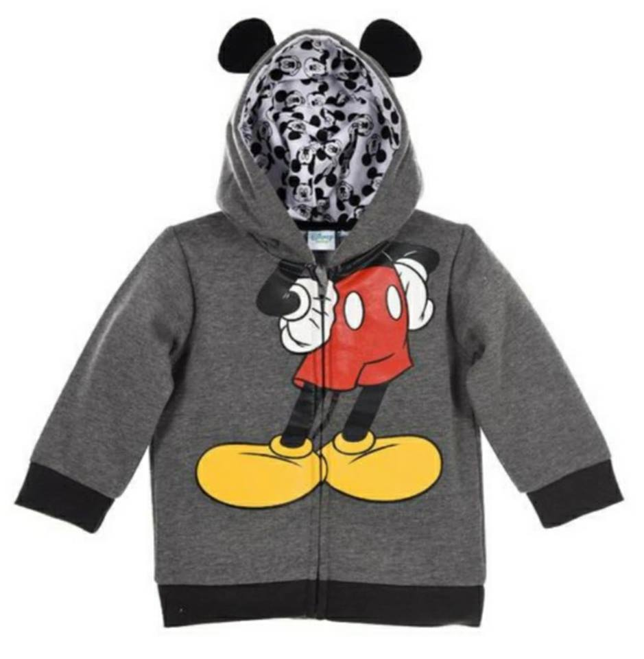 chaqueta sudadera mickey