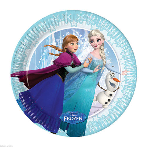 platos fiesta frozen