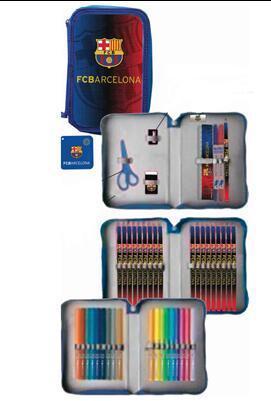 plumier triple f.c.barcelona