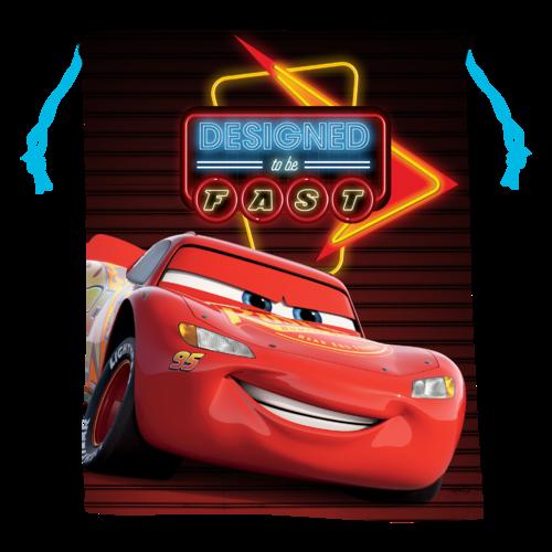 bolsa merienda cars