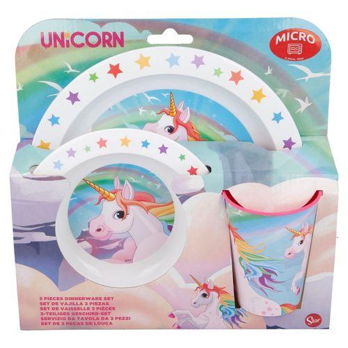 vajilla micro unicornio