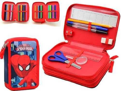 plumier triple spiderman