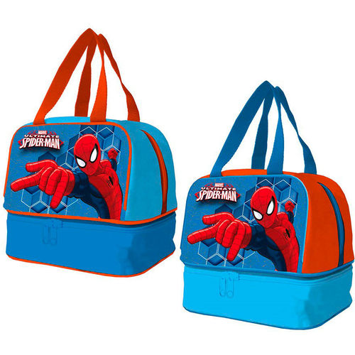portameriendas spiderman