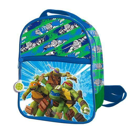 mochila tortugas ninjas