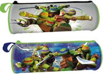 estuche tortugas ninjas