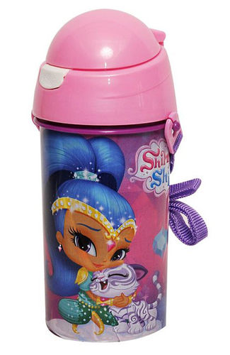 cantimplora pop-up shimmer and shine