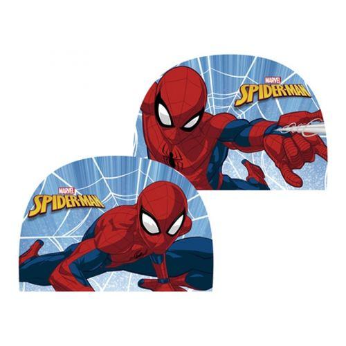 gorro piscina spiderman