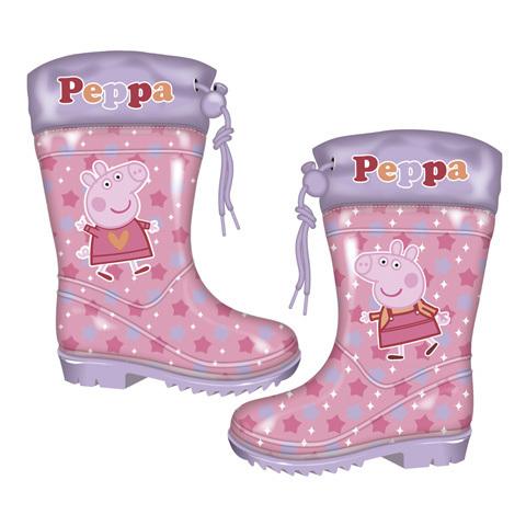 botas de agua peppa pig