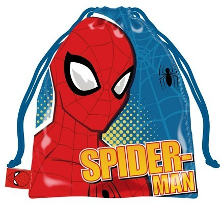 bolsa merienda spiderman
