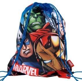 bolsa saco vengadores/avengers