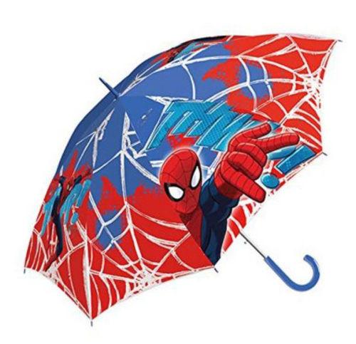paraguas spiderman