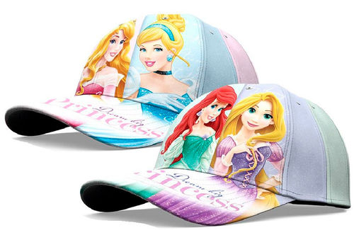 gorra princesas