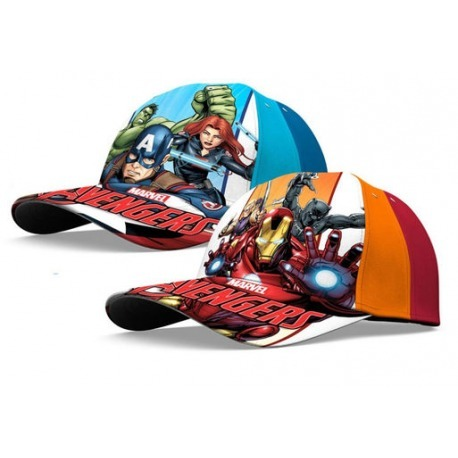 gorra vengadores/avengers