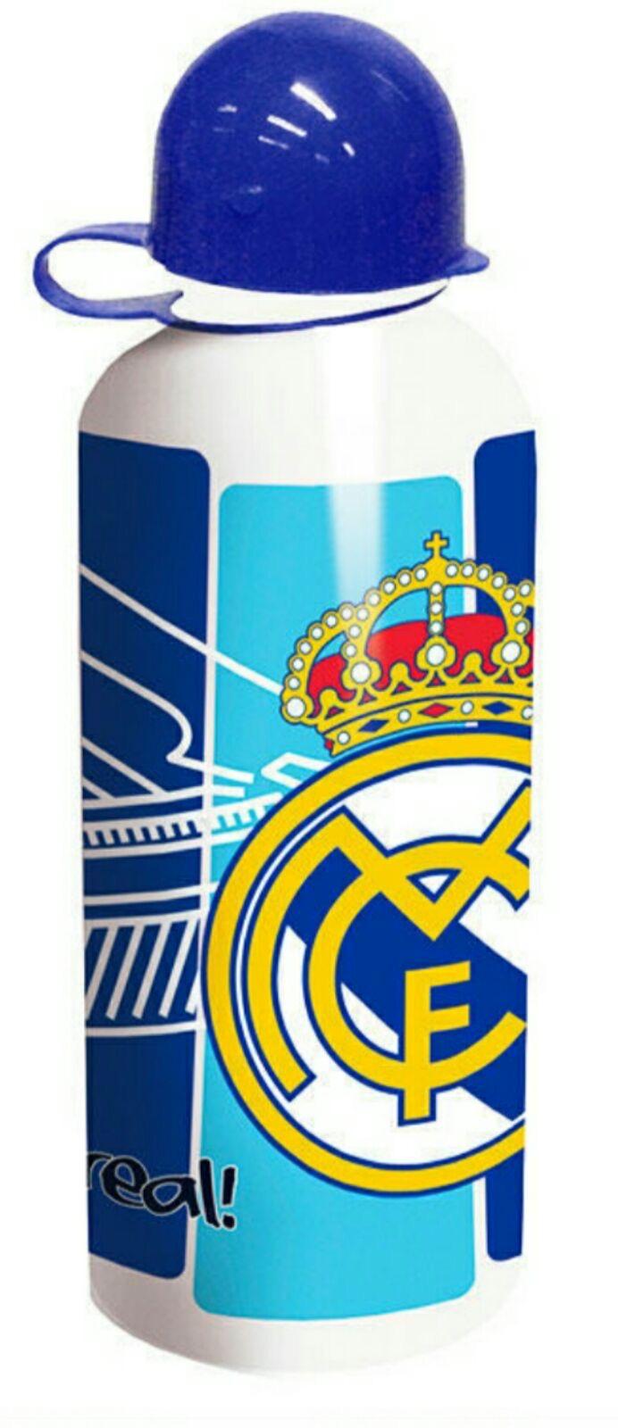 cantimplora aluminio Real Madrid