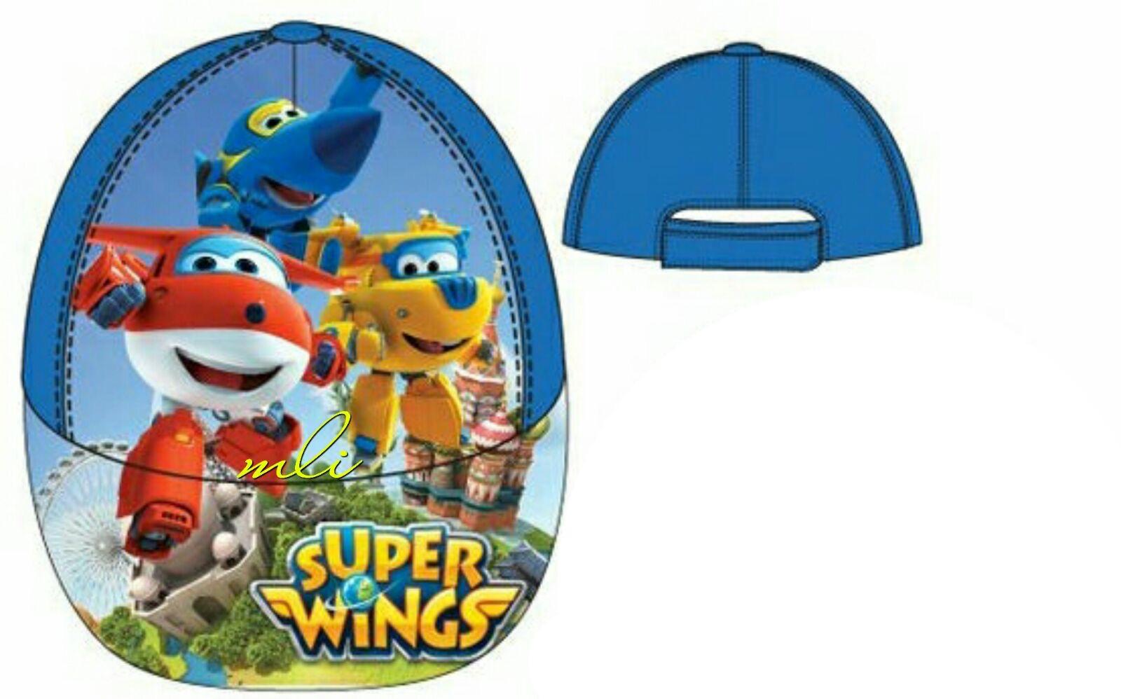 gorra super wings
