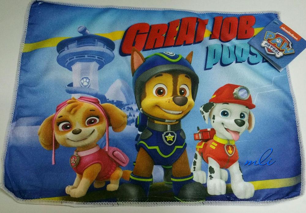toallita patrulla canina