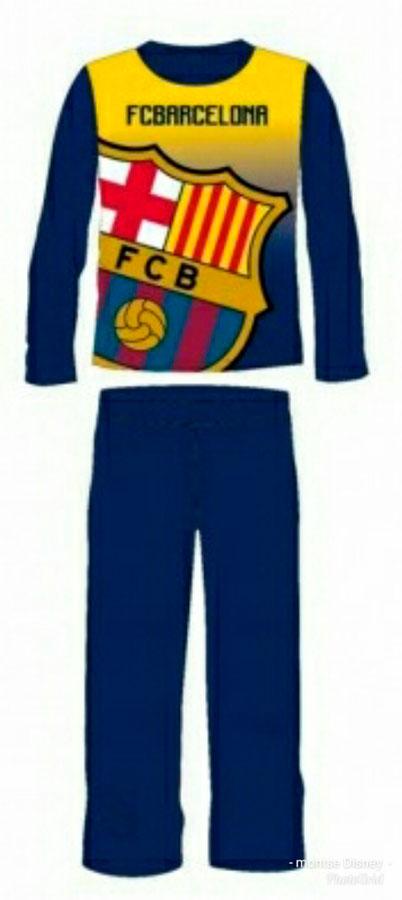 pijama micropolar F.C.Barcelona