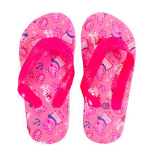 chanclas peppa pig