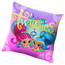 cojin shimmer and shine