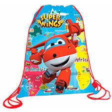 bolsa saco superwings