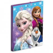 carpeta frozen