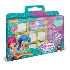 set sellos shimmer and shine
