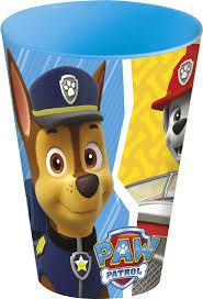 vaso patrulla canina