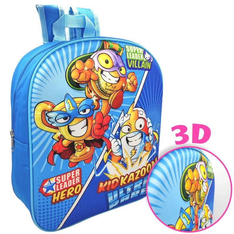 mochila 3D superzings