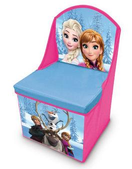 silla guarda-juguetes frozen