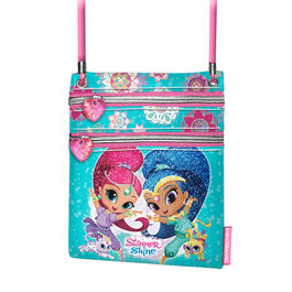 bolso-bandolera shimmer and shine