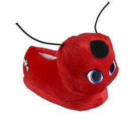 zapatilla 3D ladybug