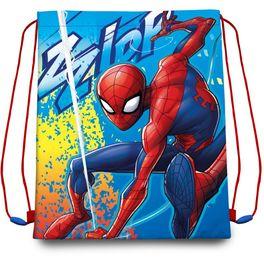 bolsa saco spiderman