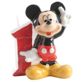 vela 3D mickey