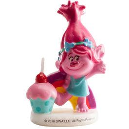 vela 3D poppy trolls