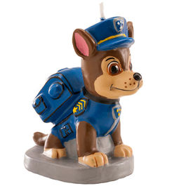 vela 3D chase patrulla canina