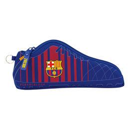 estuche zapatilla F.C.Barcelona