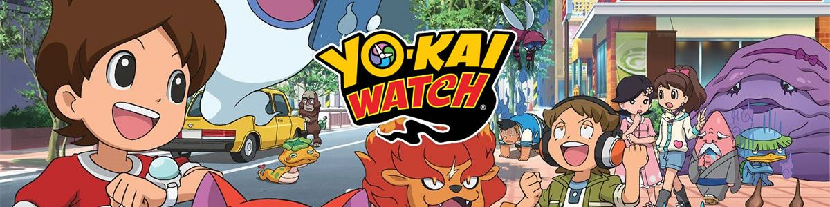 Productos Yo-Kai Watch